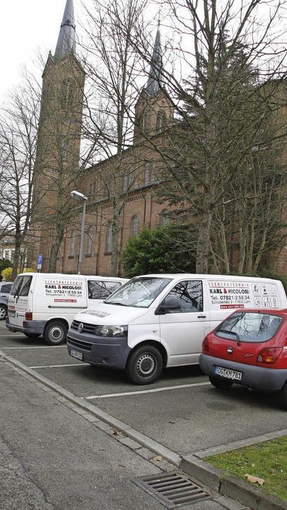 Die Standorte des Carsharings in abseh...hbarschaft des Busbahnhofs Schlüssel.   | Foto: fotos: heidi fössel