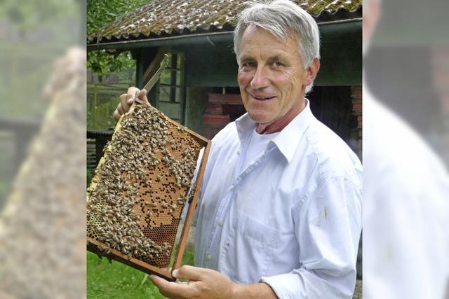 Ein Leben für die Bienen und den Honig