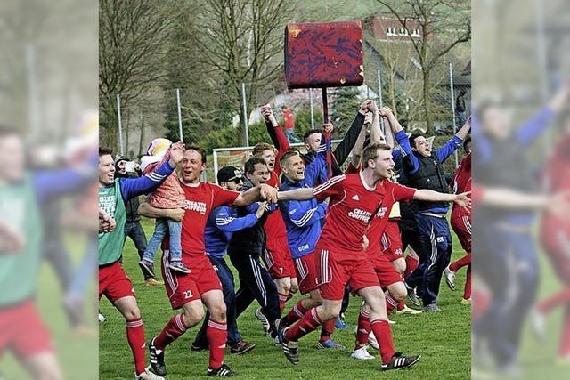 Holzhausen landet den Pokal-Coup