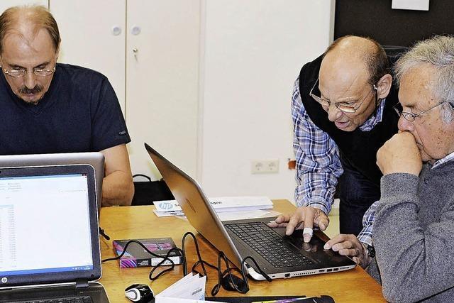 PC-Initiative startet neu im Generationenbüro