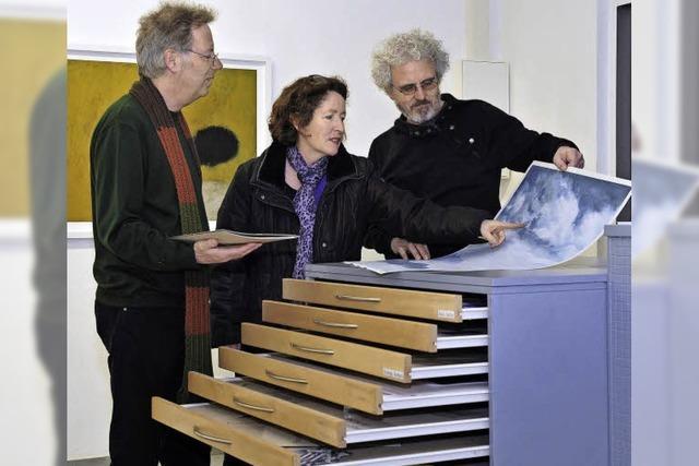 Im Depot K in Haslach organisieren Künstler Ausstellungen