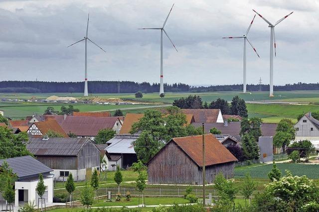 Ministerium sieht in Infraschall kein Problem bei Windrädern
