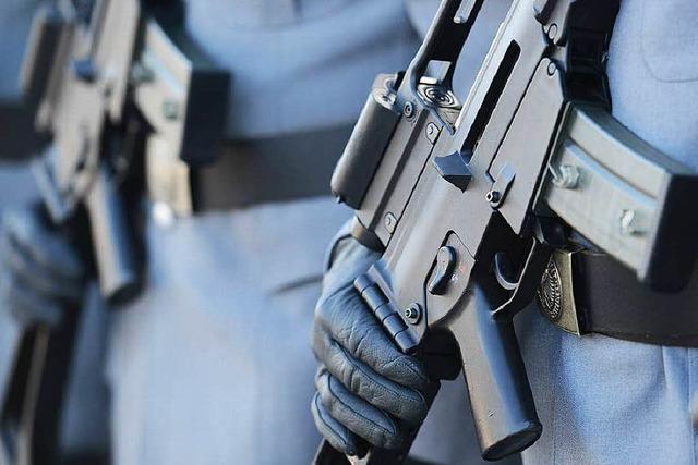Fragen zu den Mängeln beim G36-Gewehr