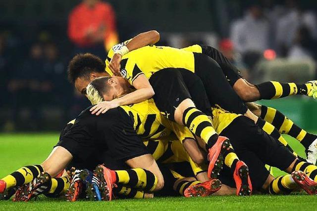 Kehl schießt Borussia Dortmund ins Pokal-Halbfinale