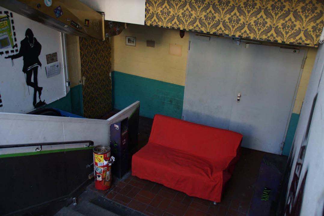 Das Sofa der Begierde.  | Foto: privat