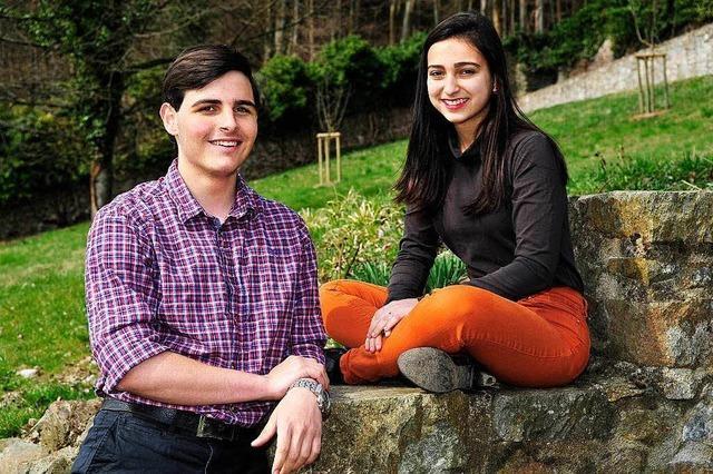Israelin und Palästinenser studieren zusammen im United World College