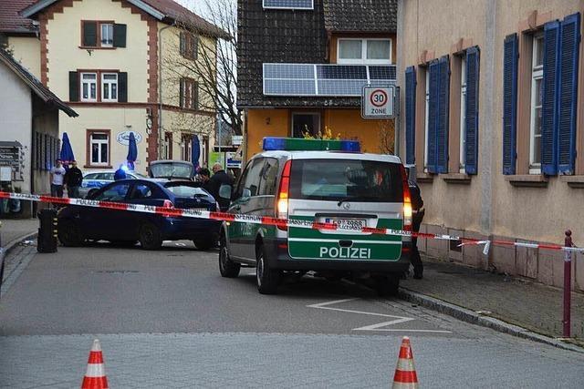 Bankräuber in Gottenheim starb nicht an den Unfallfolgen