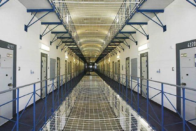 Erneut Häftling im Gefängnis Bruchsal tot aufgefunden