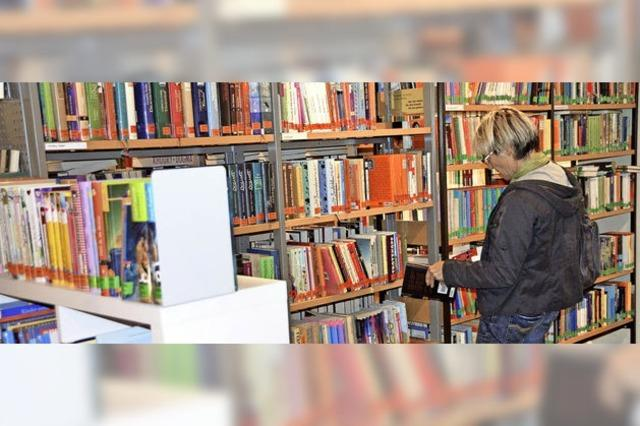 Bücherwurm ist etabliert