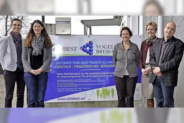 Vier Frauen für alle (Grenz-)Fälle