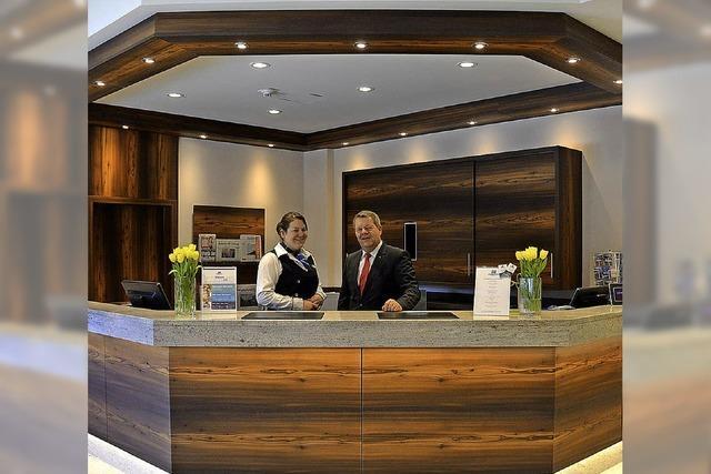 Maritim Hotel in Titisee investiert sechsstellig