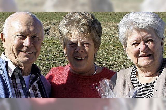Zum 75. Mal in Todtmoos die Ferien verbracht