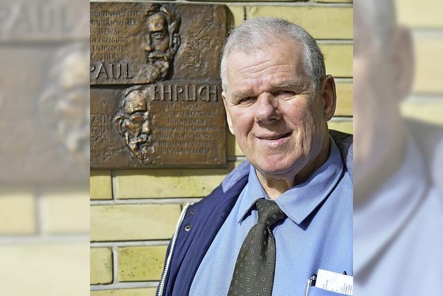 Nobelpreisträger Paul Ehrlich soll in Freiburg eine Straße bekommen