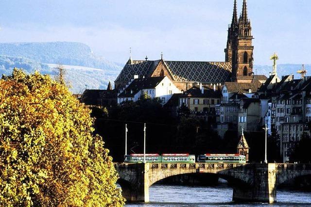 Basel buhlt um die Besucher auf der Expo 2015