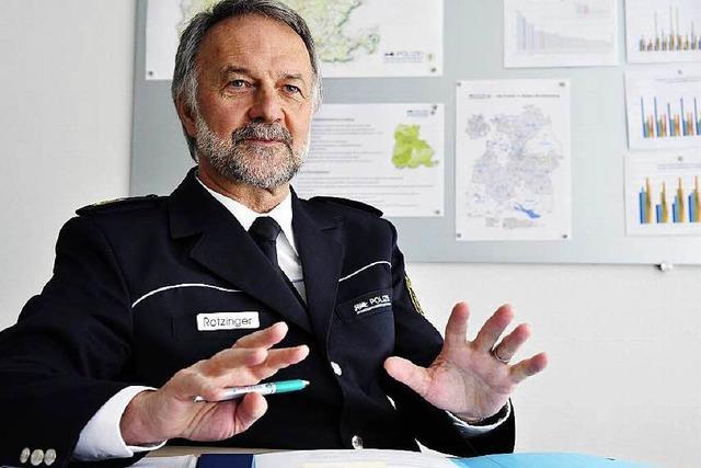 Ist Freiburg noch sicher, Herr Polizeipräsident Rotzinger?