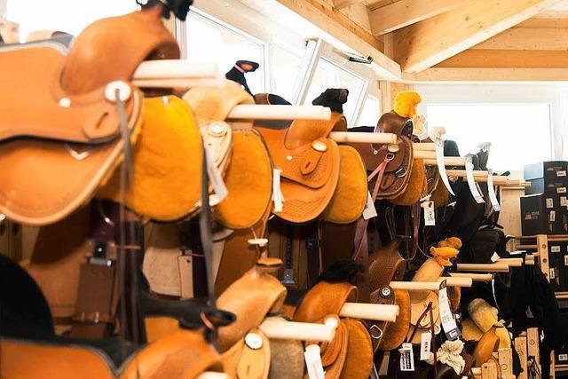Neues Eldorado für Reitsportfans in Ettenheim