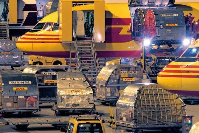 DHL verlagert Expressgut von Lahr nach Herbolzheim