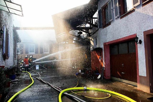 Brand hatte technische Ursache
