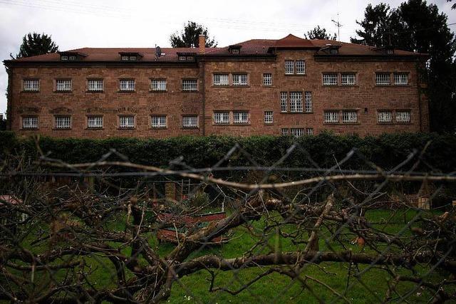 Das Emmendinger Gefängnis ist eine Baustelle