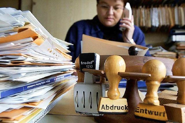 Landesbehörden haben strengere Vorgaben für Aufträge