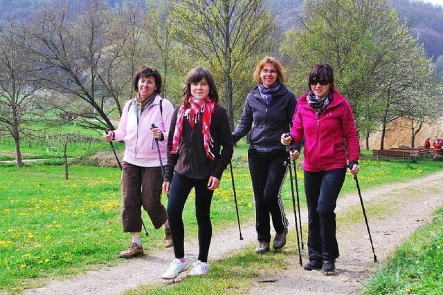 Am Samstag findet in Oberbergen der Bassgeigenlauf statt