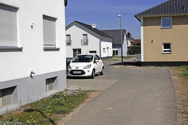 Baugebiet Briehel-West: Die Müllabfuhr kommt nicht ums Eck