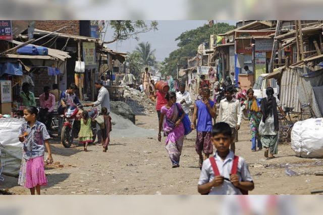 Perspektiven für Frauen im Slum