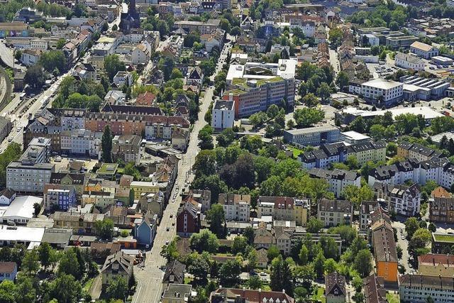Eine weitere Million Euro für die Nordweststadt