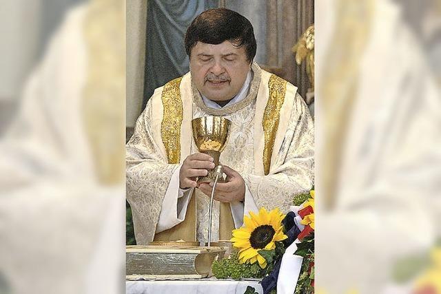 Fietz zieht ein in Priesterrat
