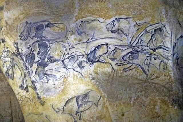 Ausflug in die Steinzeit