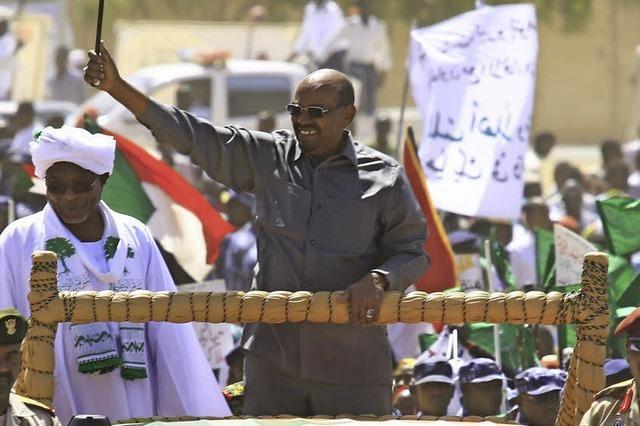 Der Ausgang der Wahl im Sudan steht bereits fest