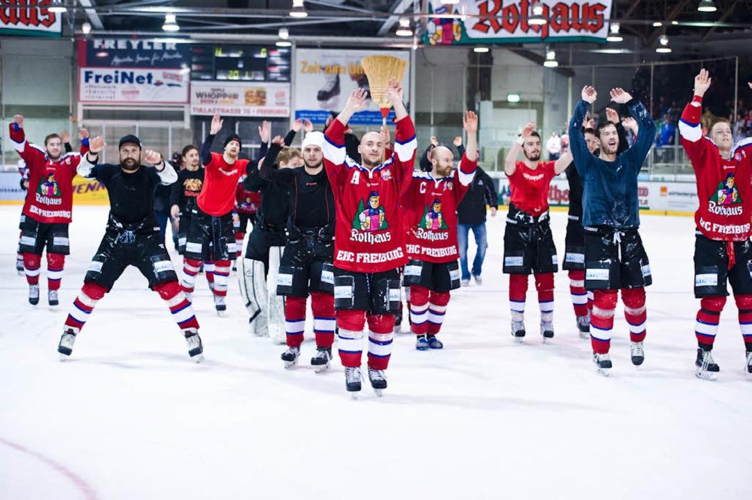 ehc freiburg playoffs