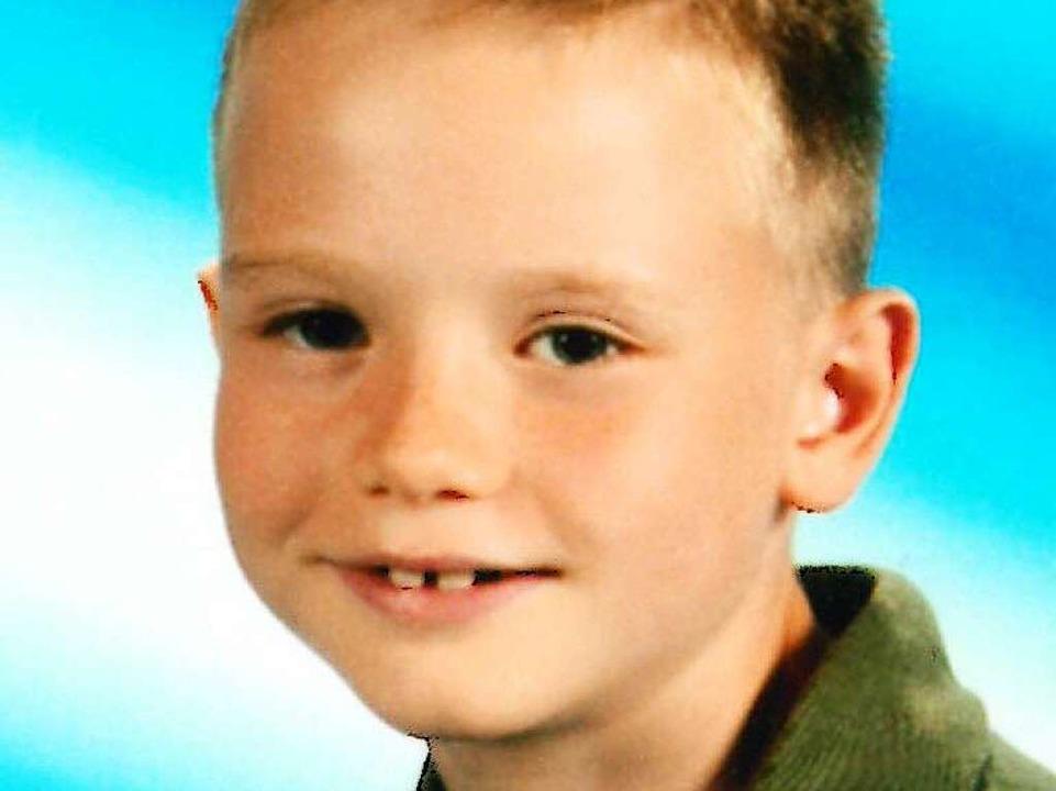 Sebastian, 9 Jahre, aus Hartheim    Foto: Privat