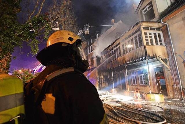 Freiburg sucht Ausweichquartier für Essenstreff nach Brand