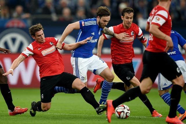 Live-Ticker zum Nachlesen: FC Schalke 04 – SC Freiburg 0:0