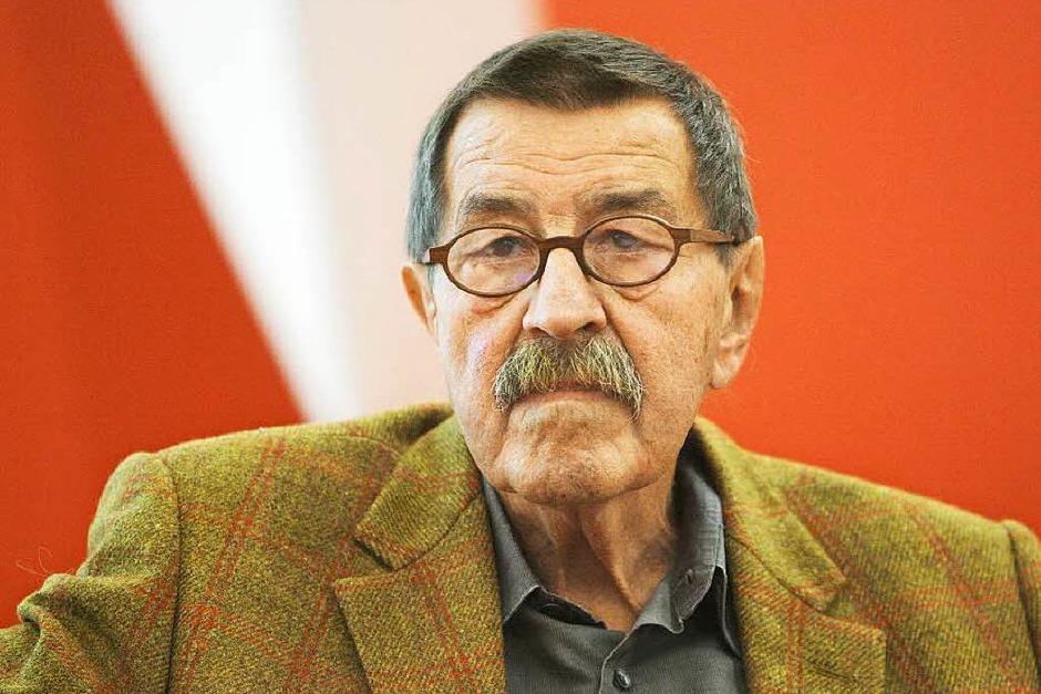 Günter Grass galt als einer der großen deutschen Nachrkriegsliteraten (Foto: AFP)