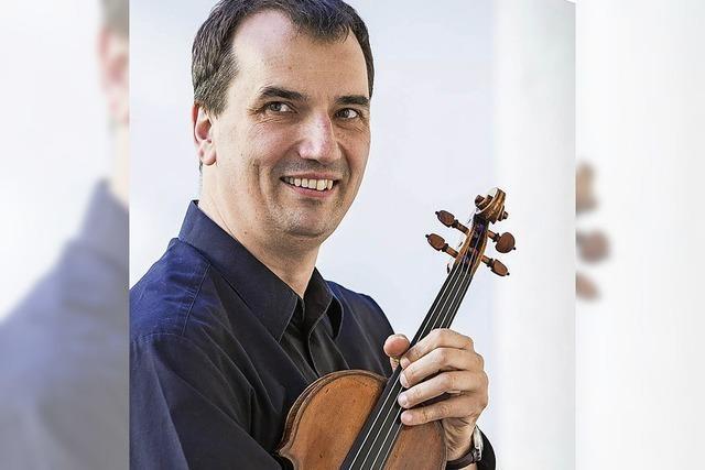 Freiburger Kaisersaal-Konzert mit dem Ensemble Martin Ostertag