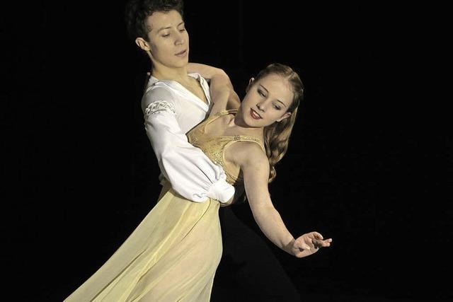 Das Moira Fetterman Ballett mit