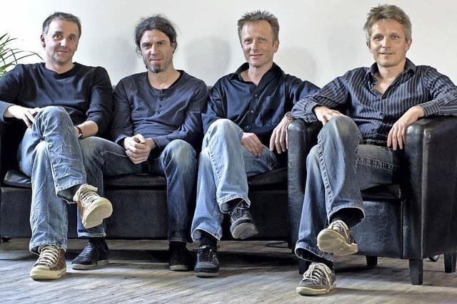 Ingmar Winkler Quartett spielt in Badenweiler