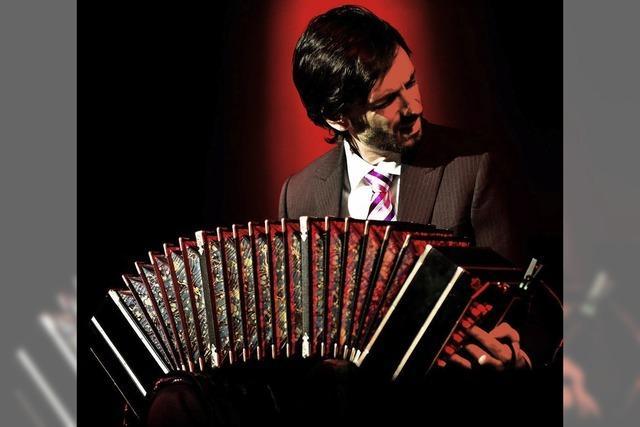 Connaissez-vous Konzert mit Michael Zisman in Laufenburg (CH)