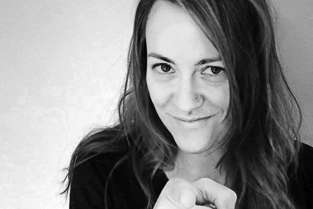 Lisa Catena präsentiert im Basler Teufelhof
