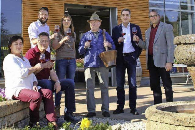 Weinverkostung und Musik am Batzenberg