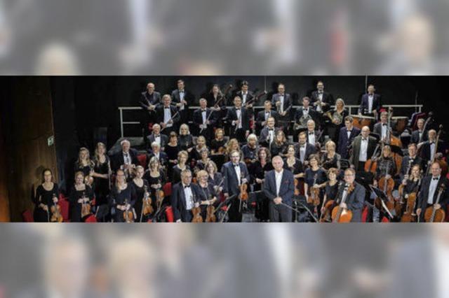 Markgräfler Symphonieorchester im Kurhaus Bad Krozingen