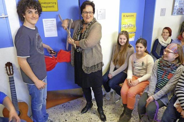 Bürgerstiftung unterstützt Schülertreff
