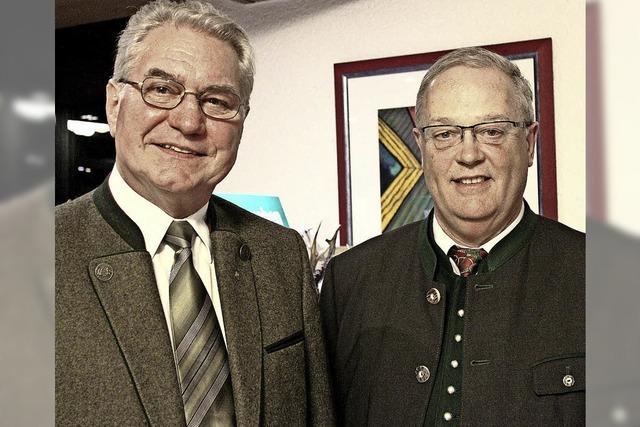 Roland Heller bleibt Hegeringleiter
