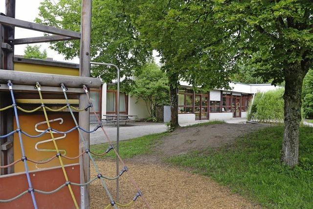 Sanierung oder neuer Kindergarten?