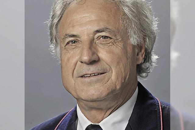 Stadtbrandmeister a.D. Bernd Schönewald ist gestorben