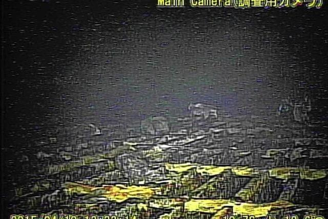 Im Inneren der Atomruine: Roboter-Fotos aus Fukushima
