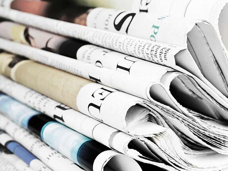 Die Schelte der Medien  | Foto: Andreas Frey