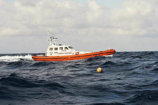 400 ertrunkene Flüchtlinge im Mittelmeer